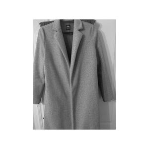 Zara women's grey jacket